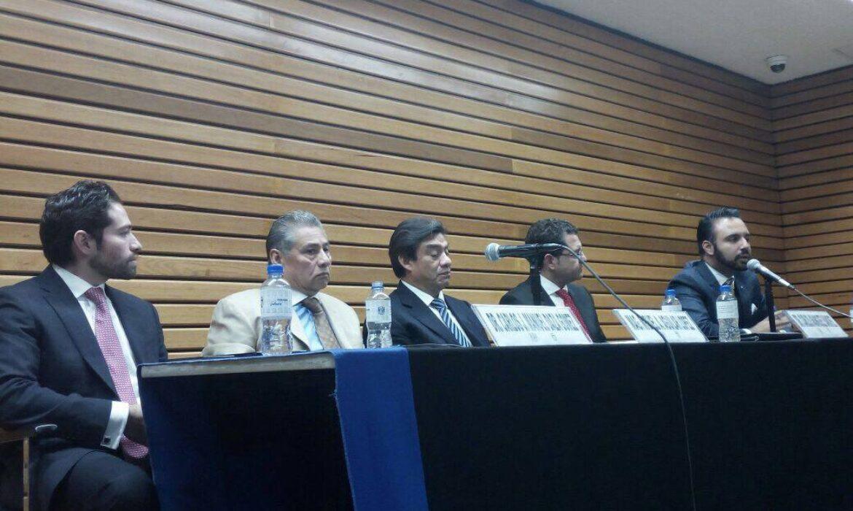 Conferencia sobre Compliance en la UNAM
