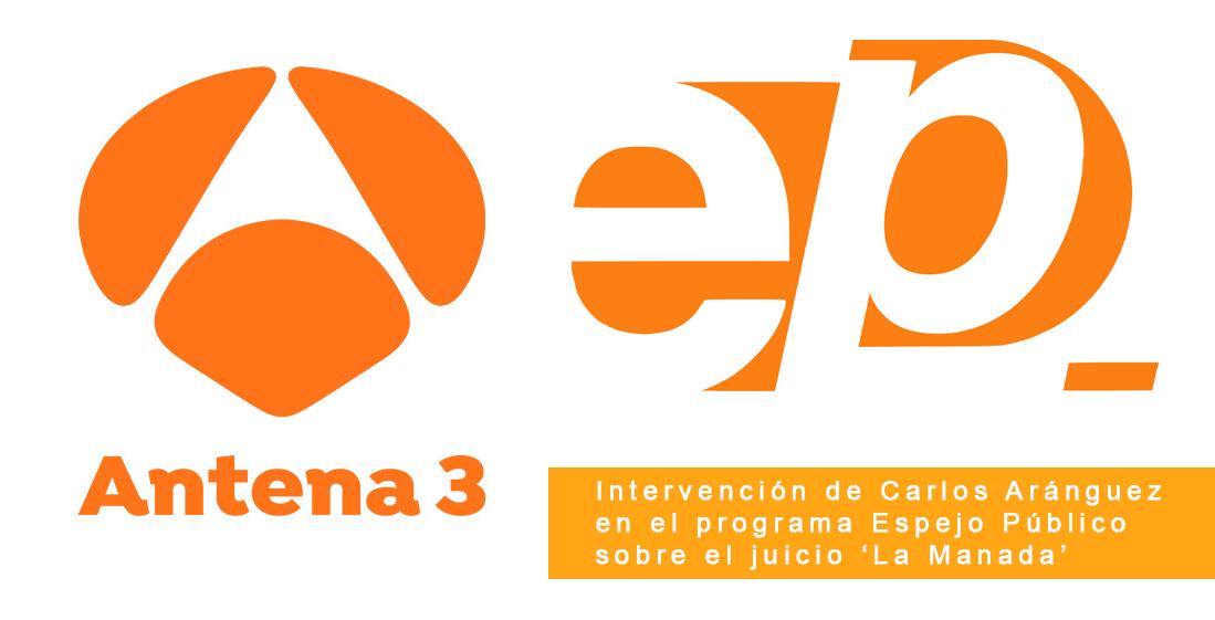 Intervenci n de carlos ar nguez en espejo p blico antena for Antena 3 espejo publico hoy