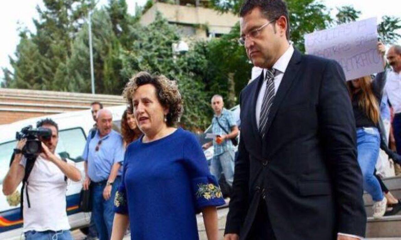 """Francisca Granados pide """"toda la justicia"""" para el caso de Juana Rivas"""