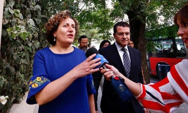 Francisca Granados afirma no haber ejercido como abogada, ni en el ámbito público ni privado