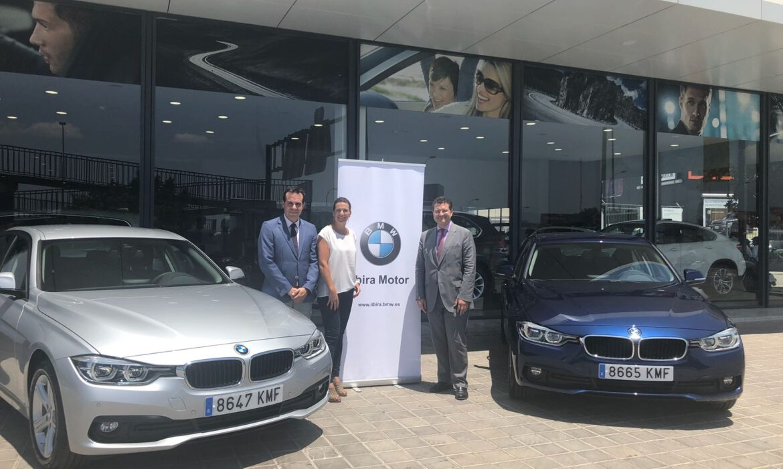 ARÁNGUEZ ABOGADOS adquiere dos vehículos nuevos gracias a su acuerdo con BMW.