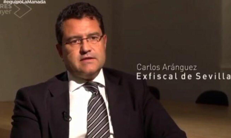 Intervención de Carlos Aránguez en el programa `La Manada´, de Equipo de Investigación, La Sexta
