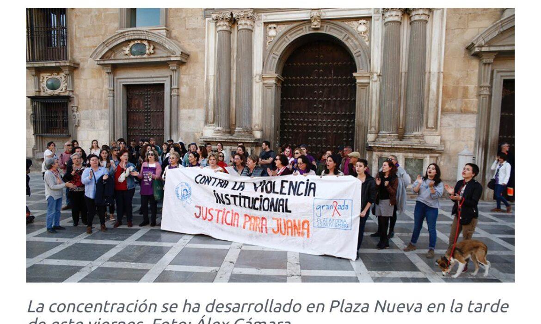 La sociedad se vuelca con Juana Rivas