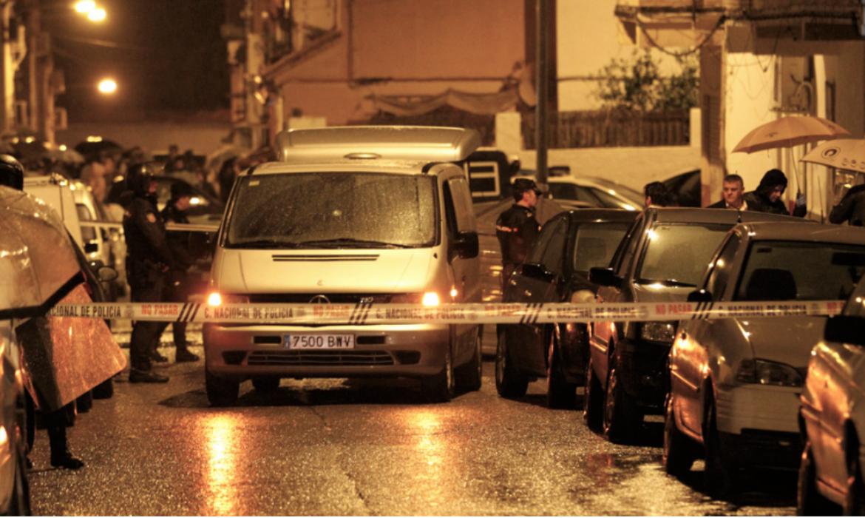 Comienza el juicio por el asesinato en el barrio de Cartuja (Granada, España)