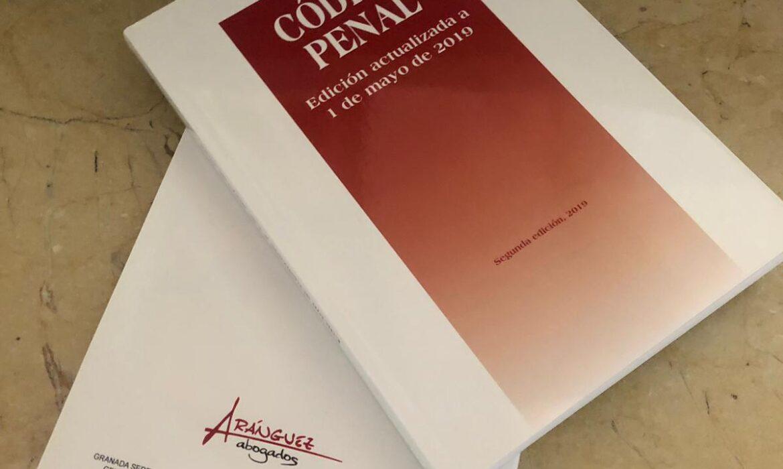 Publicada la segunda edición de nuestro Código Penal