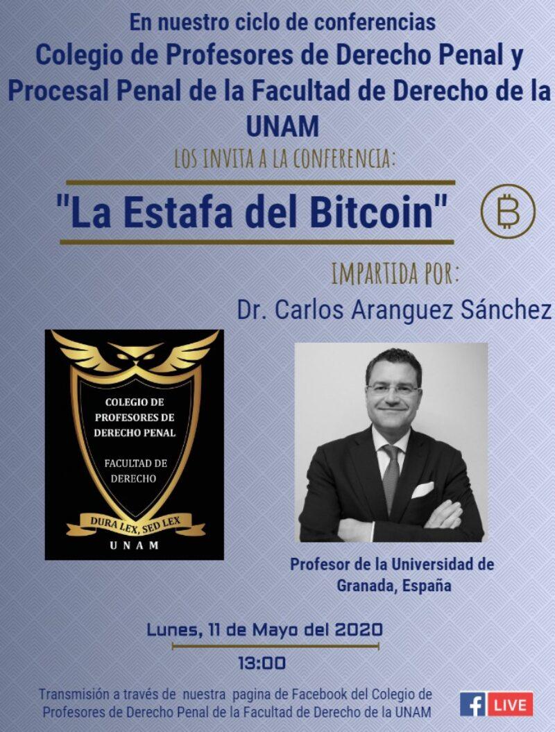 La estafa del Bitcoin
