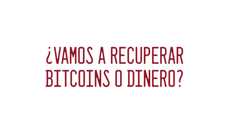 Estafa Arbistar: ¿Vamos a recuperar Bitcoins o dinero?