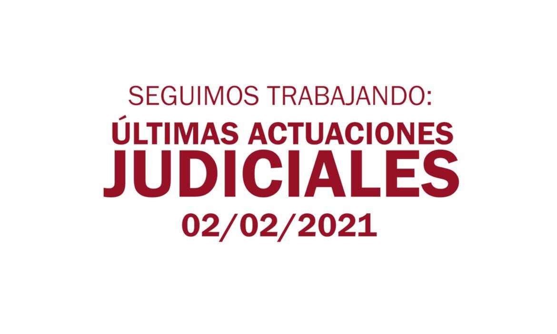 Estafa Arbistar: Últimas actuaciones judiciales